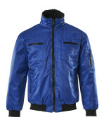 00516-620-11 Pilotenjas - korenblauw