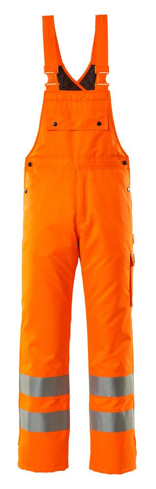 00592-880-14 Amerikaanse winteroverall - hi-vis oranje