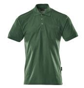 00783-260-010 Poloshirt met borstzak - donkermarine