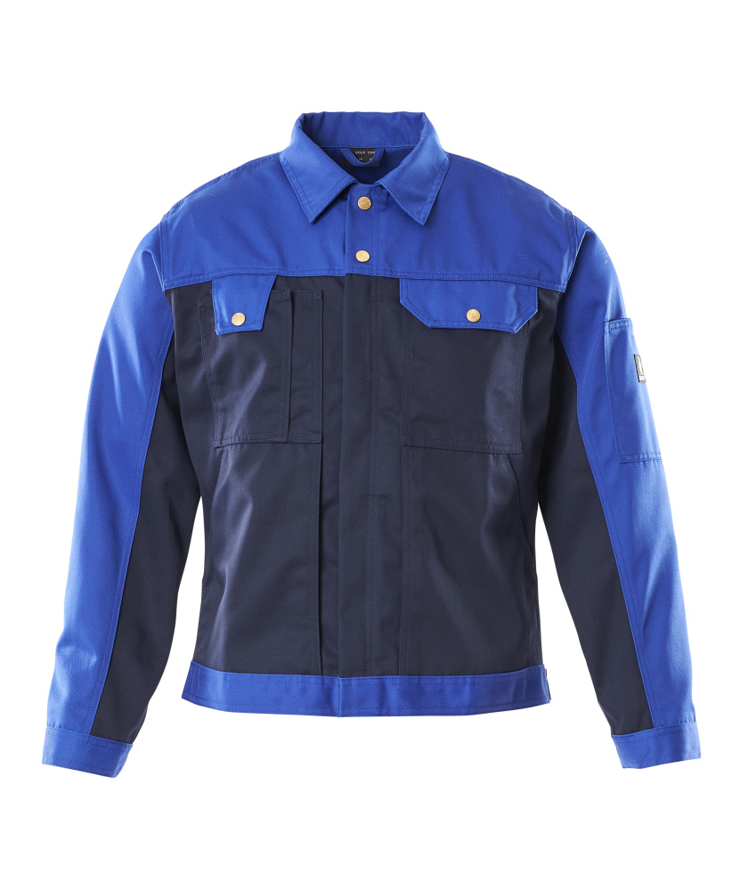 00909-430-111 Jas - marine/korenblauw