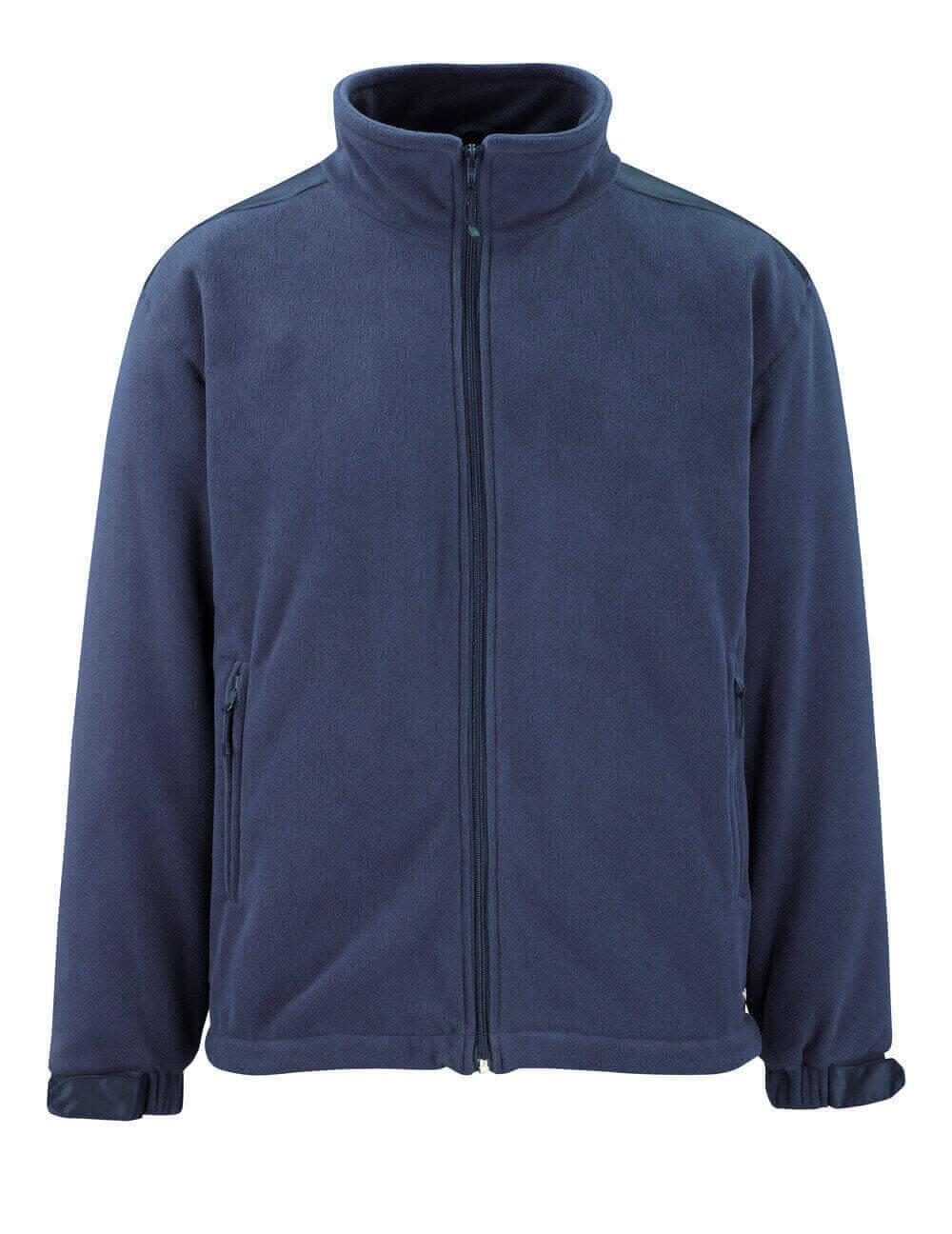 06542-151-01 Fleece jas - marine