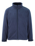 06542-151-01 Fleece jas - marine