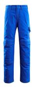 06679-135-11 Broek met kniezakken - korenblauw