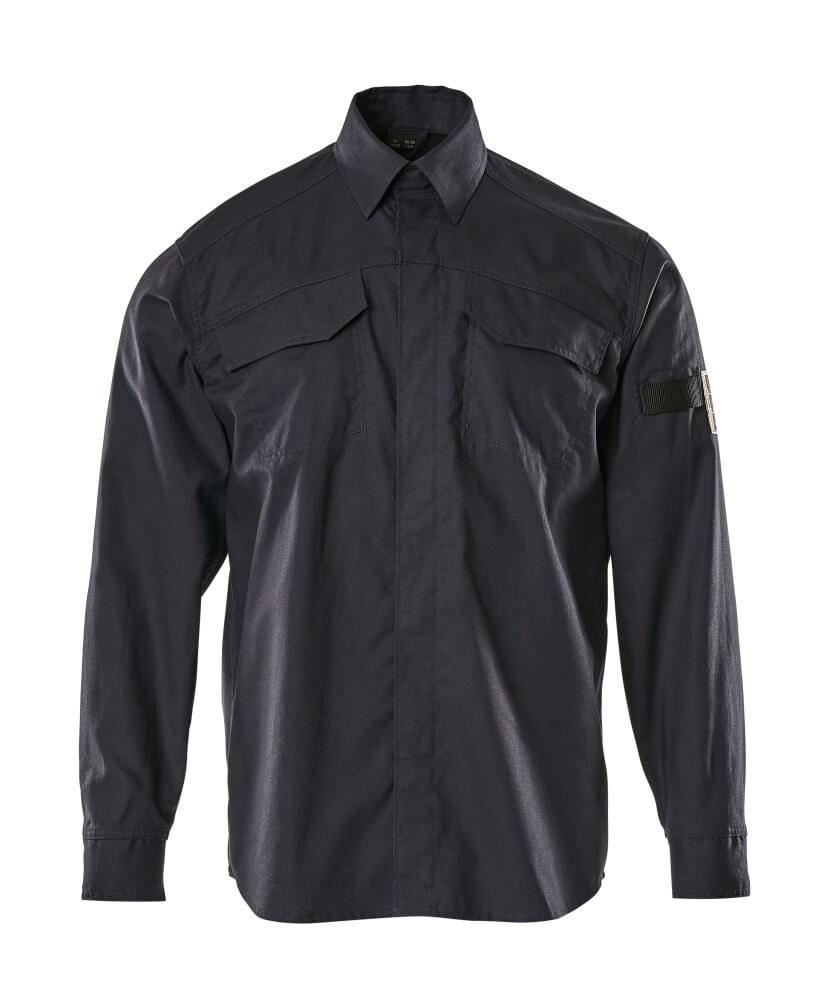 09004-142-10 Overhemd - donkermarine