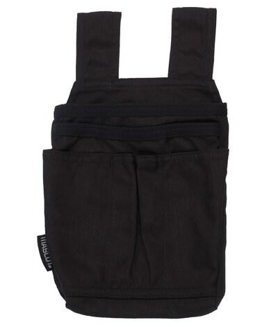 11011-012-09 Spijkerzakken - zwart