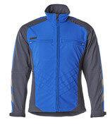 12002-149-11010 Softshell jack - korenblauw/donkermarine