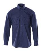 12004-530-01 Overhemd - marine