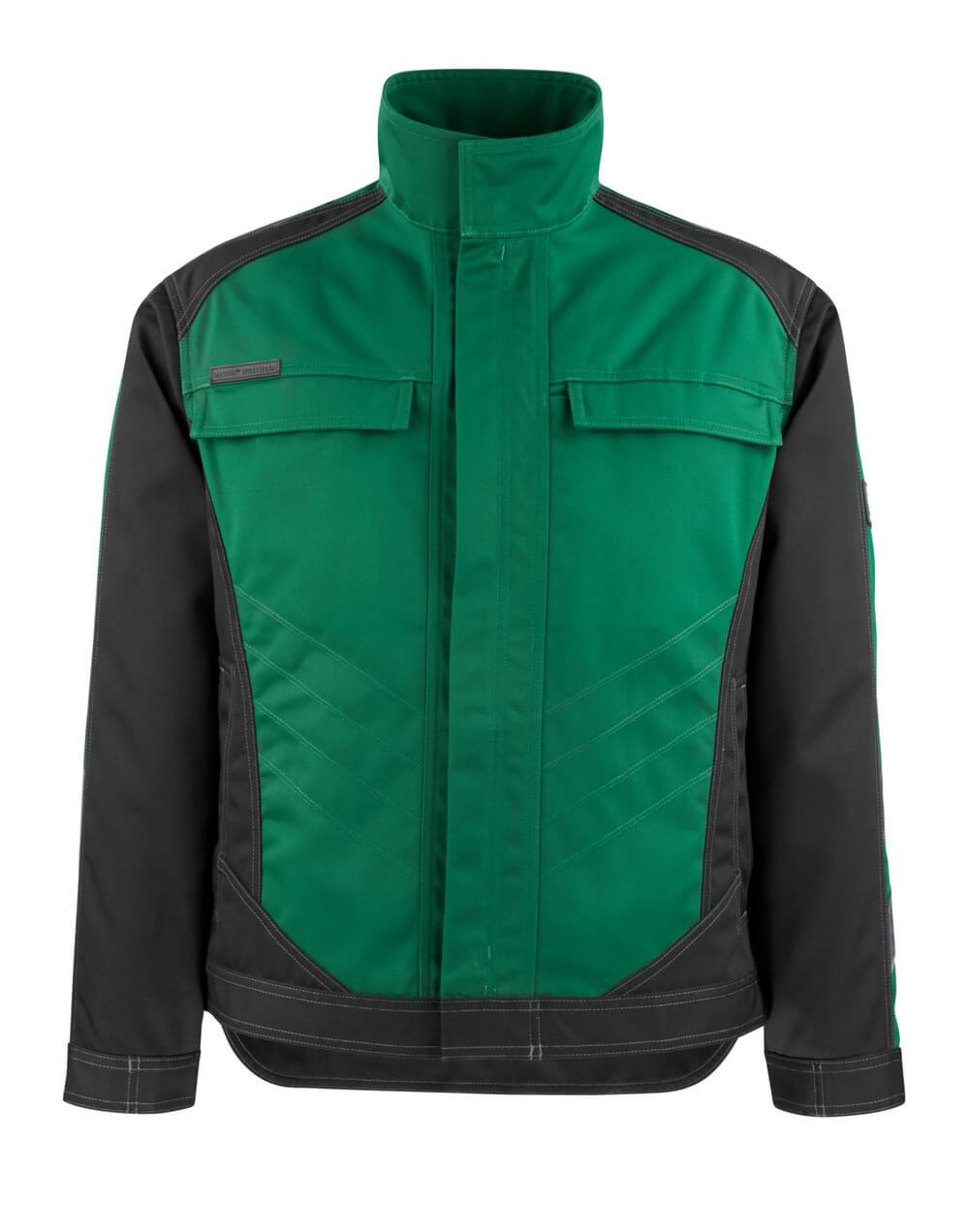 12009-203-0309 Jas - groen/zwart