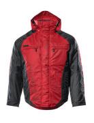 12035-211-0209 Winterjas - rood/zwart