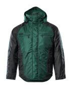 12035-211-0309 Winterjas - groen/zwart