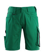 12049-442-0309 Shorts - groen/zwart