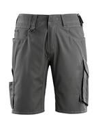 12049-442-1809 Shorts - donkerantraciet/zwart