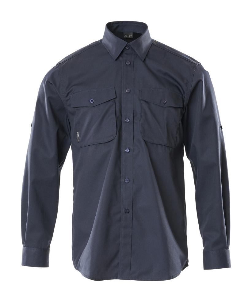 13004-230-010 Overhemd - donkermarine