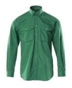13004-230-03 Overhemd - groen