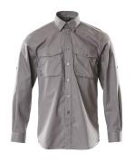 13004-230-888 Overhemd - antraciet