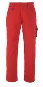 13579-442-02 Broek met dijbeenzakken - rood