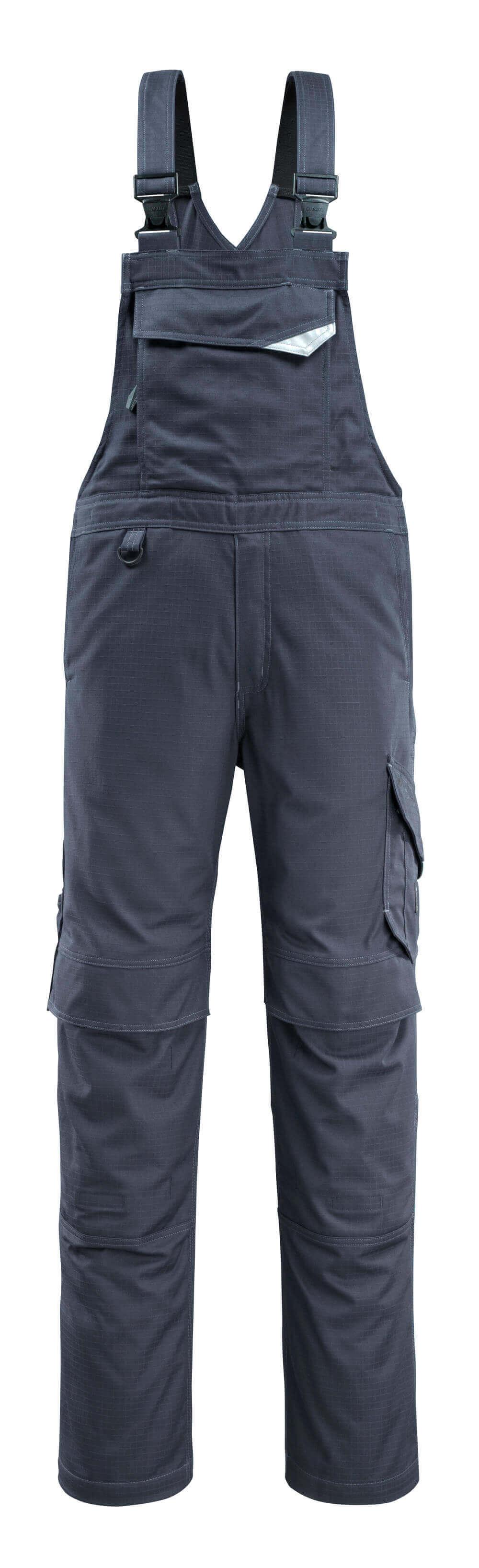 13669-216-010 Amerikaanse overall met kniezakken - donkermarine