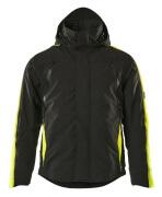 15035-222-0917 Winterjack - zwart/hi-vis geel