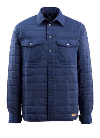 15304-097-01 Overhemd met voering - marine