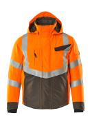 15535-231-1418 Winterjack - hi-vis oranje/donkerantraciet