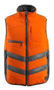 15565-249-1418 Wintervest - hi-vis oranje/donkerantraciet