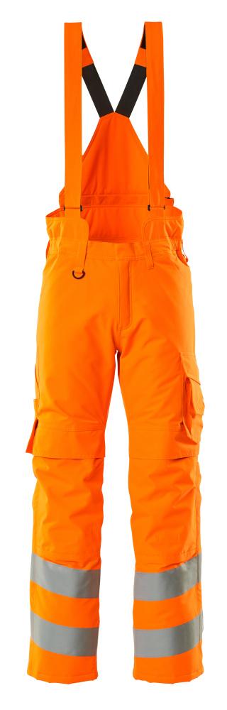 15690-231-14 Winterbroek - hi-vis oranje