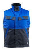 15754-330-11010 Bodywarmer - korenblauw/donkermarine