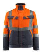 15909-948-14010 Jas - hi-vis oranje/donkermarine