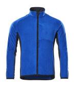 16003-302-11010 Fleecejack - korenblauw/donkermarine