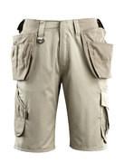 16049-230-55 Shorts met spijkerzakken - lichtkhaki
