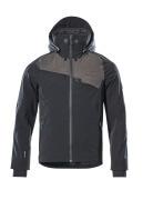 17001-411-01009 Shell jas - donkermarine/zwart