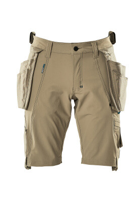 17149 Shorts met spijkerzakken