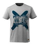 17282-994-08 T-shirt - grijs-melêe