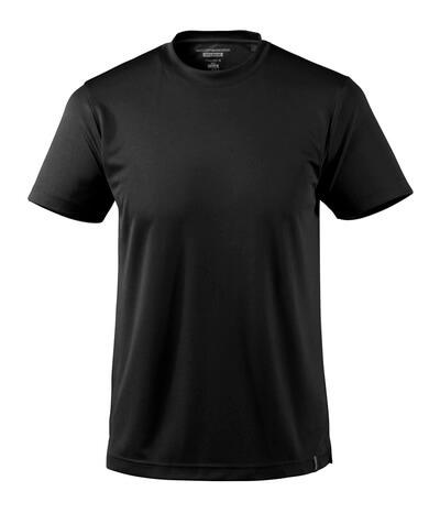 17382-942-09 T-shirt - zwart