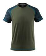 17482-944-33 T-shirt - mosgroen