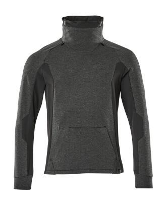 17584-319-09 Sweatshirt - zwart