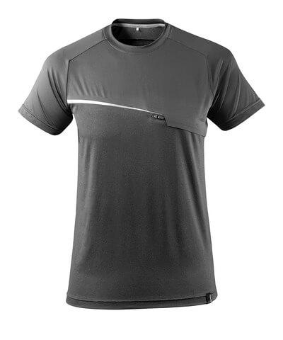 17782-945-09 T-shirt - zwart