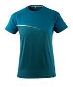 17782-945-44 T-shirt - donkerpetrol