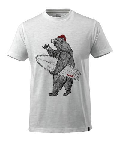 17982-983-06 T-shirt - wit