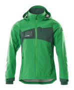 18001-249-33303 Shell jas - helder groen/groen