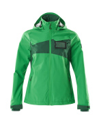 18011-249-33303 Shell jas - helder groen/groen