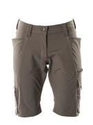 18048-511-18 Shorts - donkerantraciet