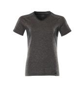 18092-801-1809 T-shirt - donkerantraciet/zwart
