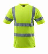 18282-995-17 T-shirt - hi-vis geel