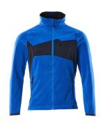 18303-137-91010 Fleecejack - helder blauw/donkermarine