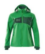 18311-231-33303 Shell jas - helder groen/groen