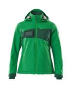 18345-231-33303 Winterjack - helder groen/groen