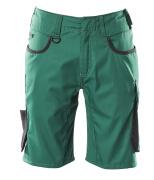 18349-230-0309 Shorts - groen/zwart