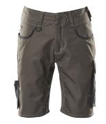 18349-230-1809 Shorts - donkerantraciet/zwart