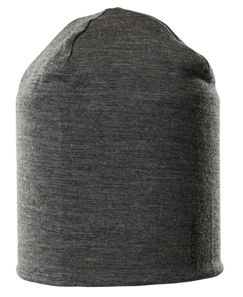 18350-803-189 Muts - donkergrijs-melêe